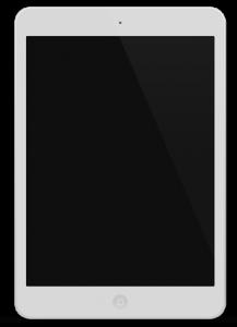 MiniPadMini White